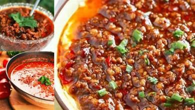 8種肉醬的做法,拌面、拌飯、做菜、卷餅都很美味!簡單又開胃!