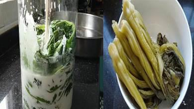 想吃酸菜別再買了,告訴你一個客家秘制做法,簡單易學爽脆酸美
