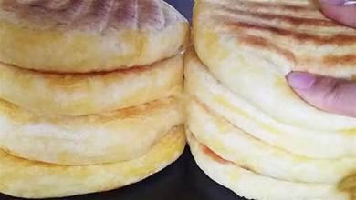 烙餅面該怎麼和?有人加雞蛋有人燙麵,不全對,教你6種正確做法