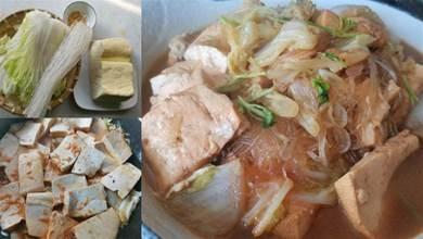 白菜燉豆腐怎樣做好吃?教你小竅門,不放豬肉,只需多放兩種調料