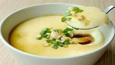 原來蒸蛋很簡單!教你8種「蒸蛋新做法」好吃又營養!家有孩子的更要學學