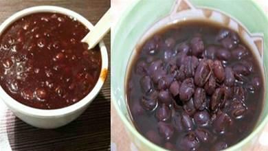 教大家「煮紅豆湯」煮到「綿綿鬆鬆」有撇步!只需20分鐘,煮的豆子軟爛還不破皮