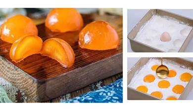 別再買鹹鴨蛋了,用這種辦法兩天做出鹹蛋黃,起沙流油更好吃