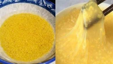 熬小米粥時,直接用水煮是錯的,大廚教你一招,米粥香濃油潤好喝