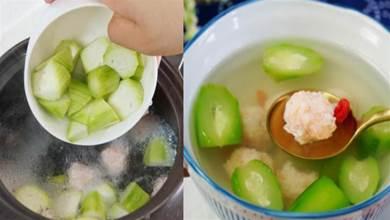 夏季天氣炎熱,寧可少吃肉也要喝這湯,清涼解暑,增強免疫身體好