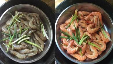 鮮蝦,直接水煮大錯特錯,學會這一招,鮮嫩不腥,鮮味不流失