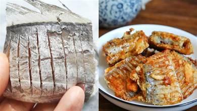不管煎什麼魚,多加這一步,魚不破皮沒腥味,外酥裡嫩營養豐富