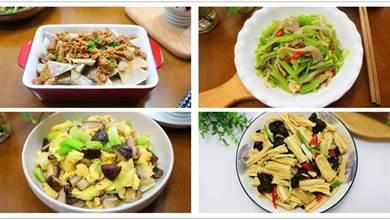晚餐不知吃什麼,試試這6道菜,簡單好做懶人菜,都好吃