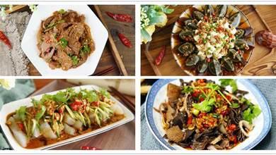 中秋節家宴,分享8道下酒小涼菜,好吃又快手,喝酒記得要收藏