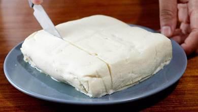 不用鹵水,不用石膏,教你在家這樣做豆腐,做出來的豆腐嫩滑味香