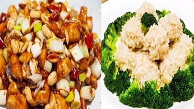 中秋家宴,不知道吃什麼菜好,8菜1湯湊一桌,好看有面又好吃