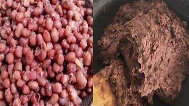 煮紅豆有竅門,不加堿面也不用高壓鍋,15分鐘紅豆就能沙沙糯糯
