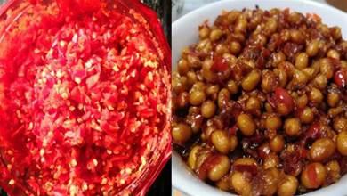 自製黃豆醬,拌飯拌面都超級好吃,簡單方便一學就會,家人都喜歡
