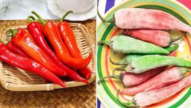 原來保存辣椒這麼簡單,教你3種方法,久放不壞,再也不怕漲價了
