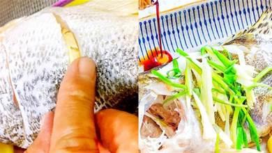 清蒸魚時,容易「肉柴味腥」的3個錯誤操作,廚房新手要警惕
