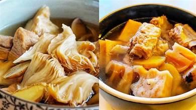秋季乾燥要多喝湯!分享5道秋季剛需養生湯,降燥清熱,營養好喝