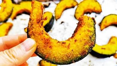 秋風到,記得多吃南瓜!教你烤著吃,營養解饞,香噴甜糯肉入味