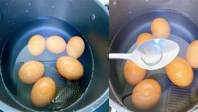 煮雞蛋前,記得多加幾滴這個,雞蛋又香又嫩,還好剝殼