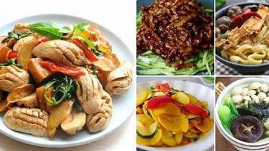 23道素食熱乎菜譜,10分鐘搞定,忙碌中也能享受美食