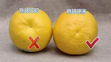 買柚子,挑圓的還是尖的?老果農透露:學會這4招,柚子甜水分多