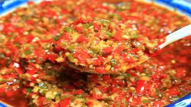 媽媽做了40年的祖傳辣醬,多加一樣食材,鮮香翻倍,一年都不壞