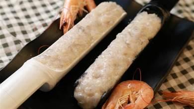 做蝦滑,別把蝦頭扔,少了它鮮味少一半,試試這做法,蝦肉鮮嫩滑