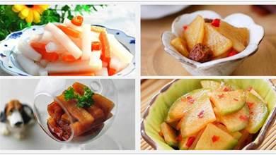外婆的15種醃蘿蔔配方,下飯又解膩,一次多做幾種,每天換著吃