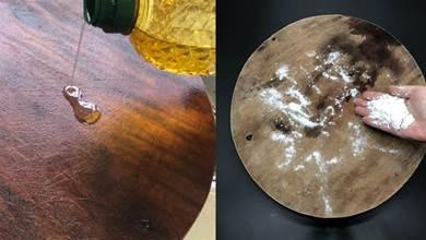 菜板上撒一把,不管多髒多黑的菜板一擦就掉,輕鬆洗淨無細菌