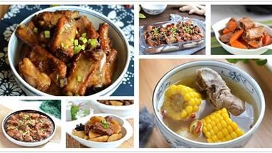排骨吃法花樣多,分享17道做法,每一道都是色香味俱全,好吃的讓人停不下筷
