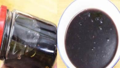 把醋倒入黑豆中,太聰明了,用途花錢都買不到,簡單方便還實用