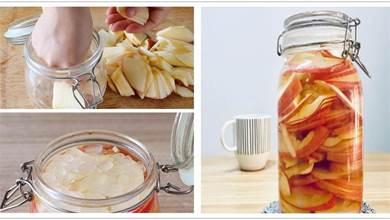 奶奶用了30年的蘋果醋配方,不含添加劑,健康又衛生,提高身體免疫力