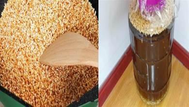 爺爺做了70年的醋配方,無任何添加劑,5斤大米能做百斤醋