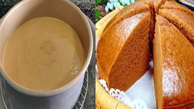 家常版紅糖馬拉糕,比蛋糕還要蓬鬆細膩,無需烤箱,剛出鍋就搶光