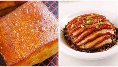 大廚教我,掌握「梅菜扣肉」的6個要點,皮酥肉嫩不膩口,入口即化!