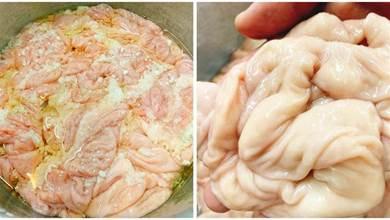 清理肥腸還在用鹽和麵粉嗎?教你新的一招,更簡單,更快祛異味
