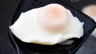 原來煮荷包蛋這麼簡單,個個又圓又嫩還不散花,做法有技巧無難度
