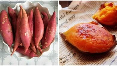 香甜烤紅薯不用出門買,只需一個電鍋,就能烤出流油的紅薯