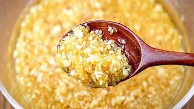 大廚教你做「秘制」蒜蓉醬,多做一步,蒜蓉不苦 不發澀