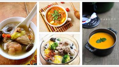 20款粵式家常湯,開胃營養又健康,做法很簡單,多喝多健康!