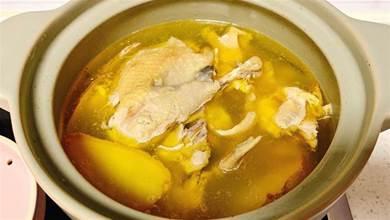 燉雞湯,一定不要放料,難怪你做的雞湯,不鮮不好喝,學會了,好喝不膩味道鮮美