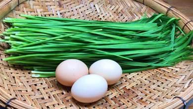 韭菜炒雞蛋時,先炒韭菜還是雞蛋?大廚:這才是正確做法,學一學