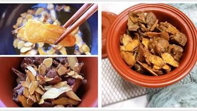 秋冬多吃肉,教你一道滋補暖身薑母鴨,薑香撲鼻,肉質軟爛
