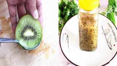 秋季要多吃獼猴桃,一次買10斤,教您保存方法,放一年都不壞