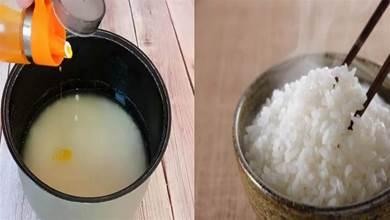 蒸米飯,淘米後不要直接加水!牢記這6點,米飯鬆軟清甜,噴噴香