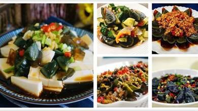 松花蛋10種最好吃的做法,簡單美味又下飯,看看你喜歡吃哪種?