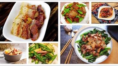 臘肉怎麼炒才好吃?教你10種創新做法,方便快捷,吃起來味道醇香