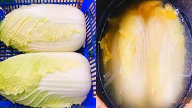 不管醃什麼酸菜,牢記這3點,酸菜不爛不發霉,而且又酸又脆又香
