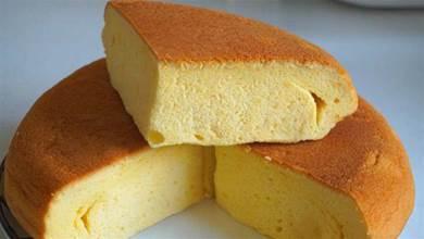 電飯煲蛋糕,分享超詳細配方,濕潤綿軟入口即化,比買的好吃