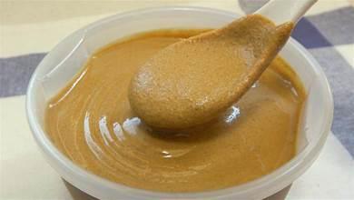 自製芝麻醬最簡單的做法,不加水和油,味道純正,學會再也不用買