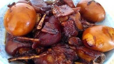 廣東傳統名菜豬腳薑,詳細做法,簡單易學,女人一定要多吃點